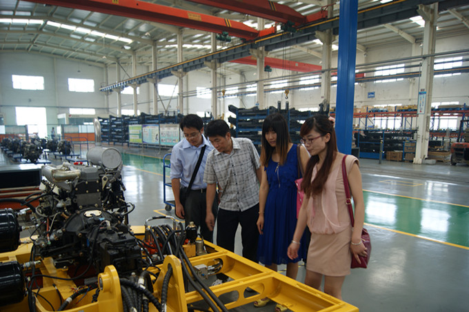 wolwa group Thailand customer visited our workshop