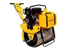 0.3T single wheel road roller