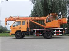 Wolwa GNQY-3200 8T crane