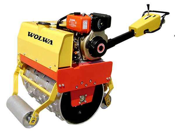 wolwa 0.55 ton GNYL101 walking type  groove compactor