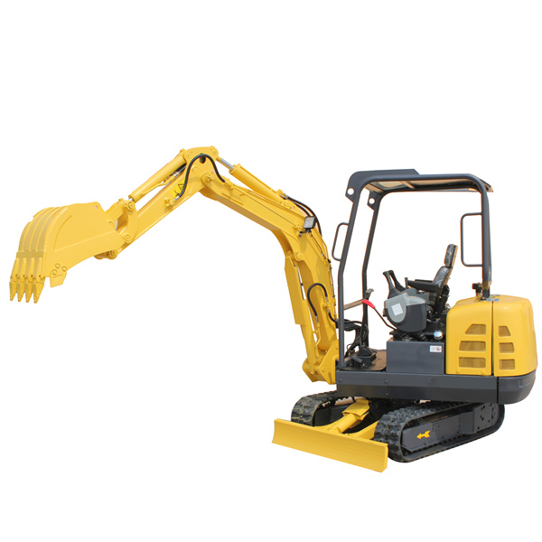 DLS822-9 mini crawler excavators
